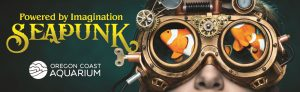 "New Interactive Steampunk Exhibit at Oregon Coast Aquarium is ""Powered by Imagination"""